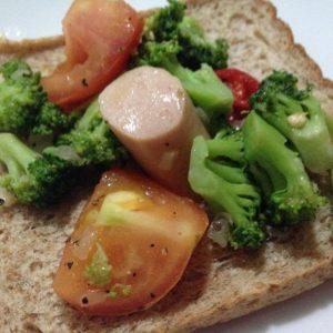 Wholegrain & Brokoli