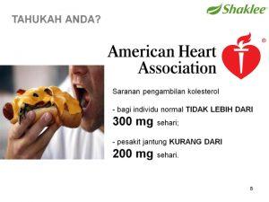 Saranan Pengambilan Kolesterol