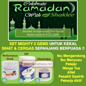 Set Ramadhan 3 Gems