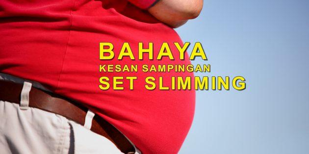 WAJIB BACA: Kesan Sampingan Set Slimming Shaklee
