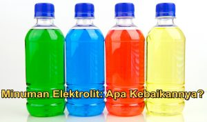 Sports drinks isolated against a white background