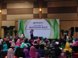 Shaklee Motivation RallyIMG_5850