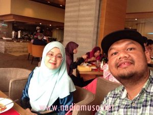 Lunch bersama The Walking Beauty06