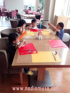 Lunch bersama The Walking Beauty10