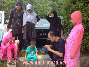 The Walking Beauty Mobile Spa Sungkei Perak29