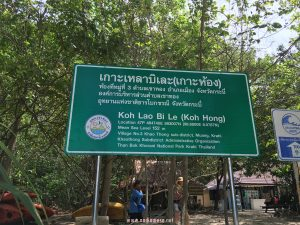Cuti-Cuti Krabi Thailand1282
