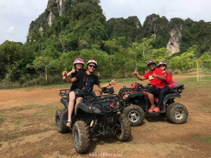 Cuti-Cuti Krabi Thailand508