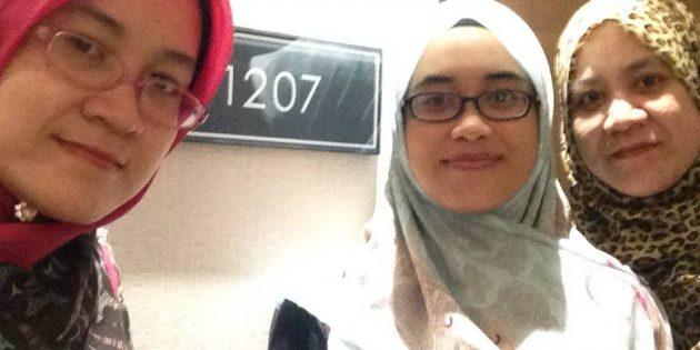 Jalan-Jalan ke Melaka Bersama My Sisters