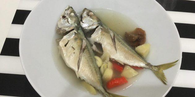 Resepi Ikan Singgang Masakan Kelantan