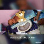 Check Up Baby di Klinik Kesihatan Ibu dan Anak Gombak Setia