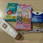 Tips Barang-barang Baby Untuk Travel
