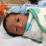 Mommy PCOS Lahirkan Umar Danial @ Abam Kpop