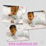Perkembangan Anak Lahir Dari Mommy PCOS Dari Satu Bulan ke Enam Bulan