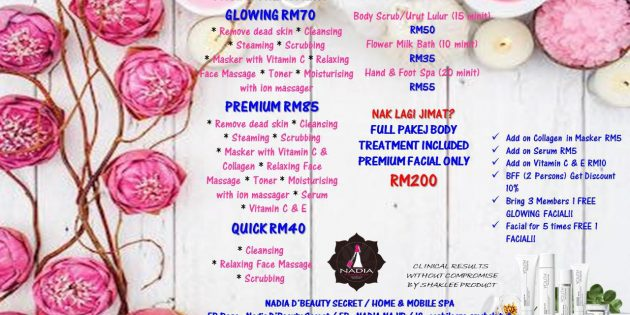 Home and Mobile Spa Service Gombak